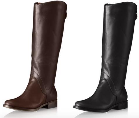 MyHabit.com Boots Sale: Steve Madden Women's Sady Leather Boots ...