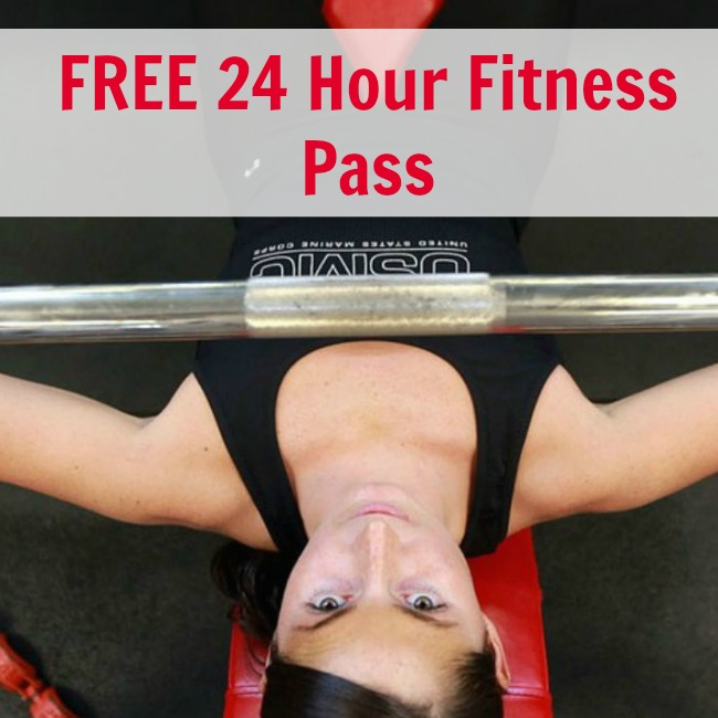 24 Hour Fitness Free Pass: How to Try 3 Days for FREE!