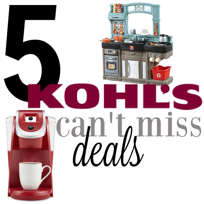 Kohl's Deals You Can't Miss