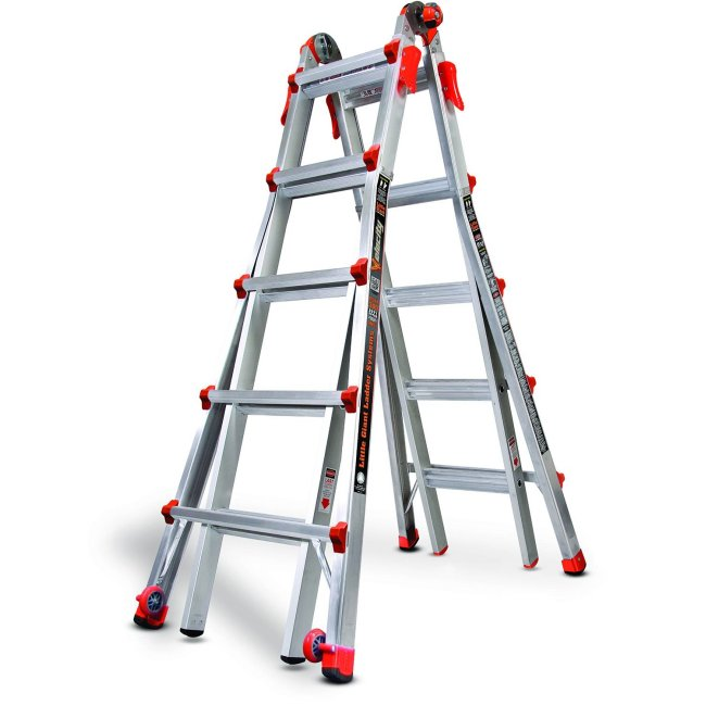 Up To 50 Off Little Giant Velocity Multi Use Ladders