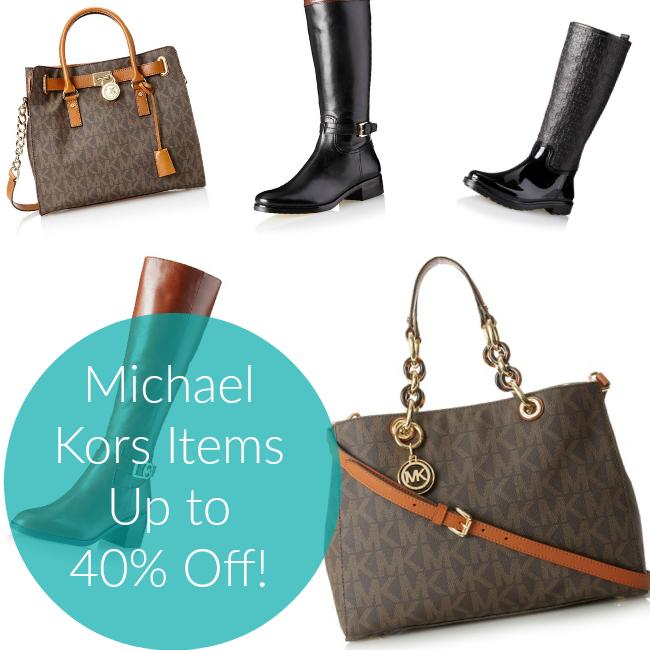 michael kors 40 off sale