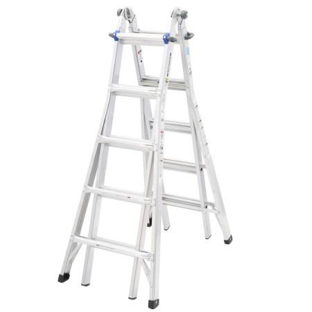 HomeDepot.com: 22′ Multi-Position Ladder, Only $99