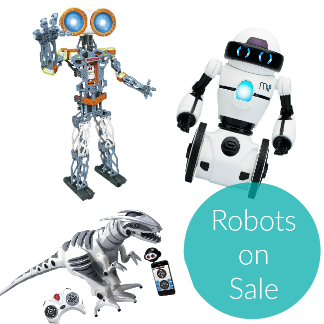 Robotics Toys On Sale At Best Prices