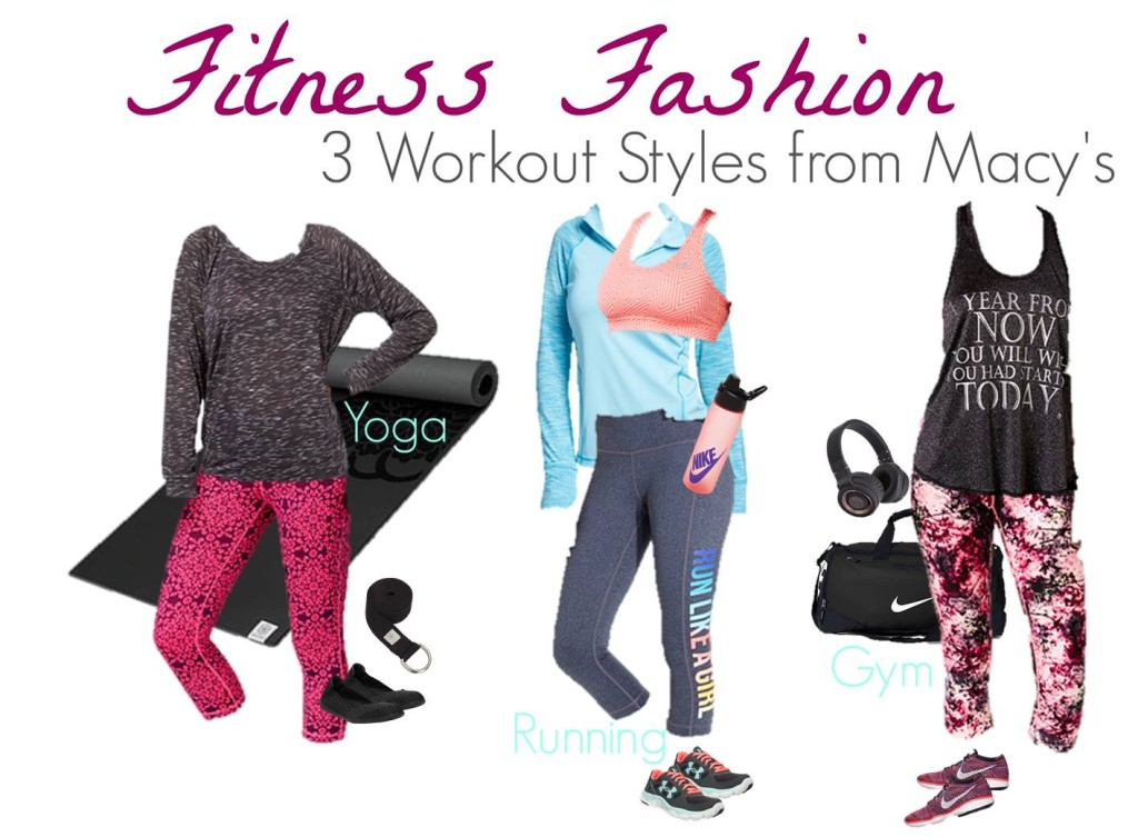 Fitness & Fashion: 3 Workout Outfits to Look Great In!