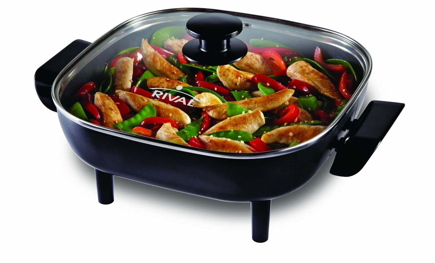 Rival 11-Inch Square Electric Skillet
