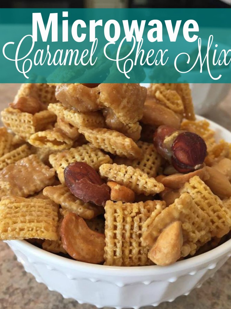 On the hunt for caramel chex mix recipes? Brown sugar is the star in this easy concoction and is a snack for kids, easy to make and adults love this easy chex mix, microwave friendly, nonetheless! https://couponcravings.com/appetizers/