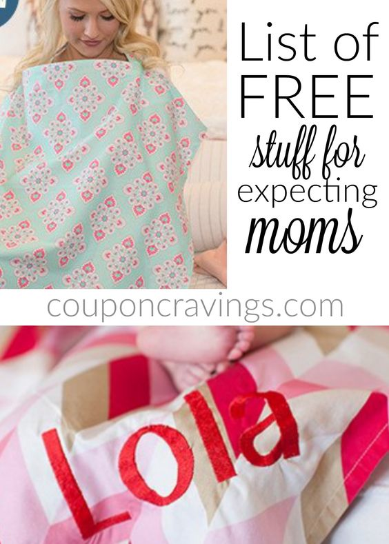 Free stuff for moms to be by mail