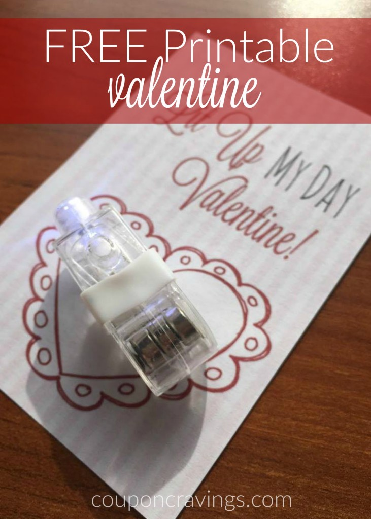 This frugal non-food class valentine idea is brilliant! And, they cost about 15¢ a piece, making a class of 25 students just $3.75 with shipping costs included... ummm, genius!