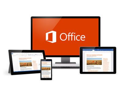 free microsoft office for college students