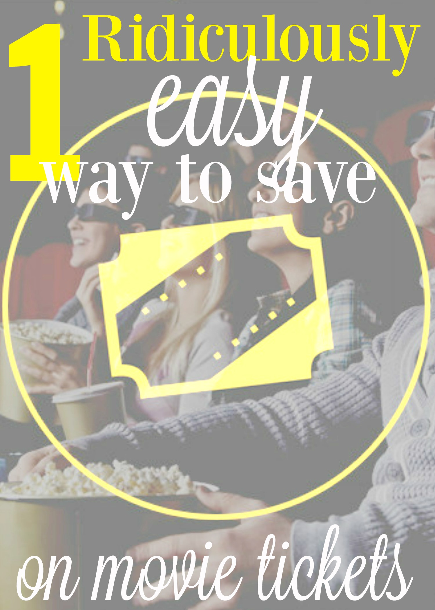 Find movie night ideas, couples, holidays gift ideas for less with this ridiculously easy way to get movie tickets for atleast $5 off per ticket. And, you;ll also get a FREE movie theater popcorn, theaters LOVE this deal! https://couponcravings.com