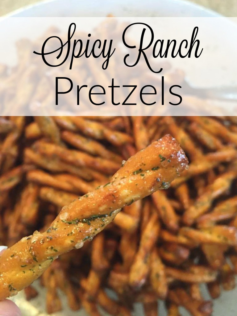 These pretzels are easy, freeze well and are absolutely fantastic! Snack mix recipes - spicy pretzels - finger foods - whatever it is that you're after, these are awesome to have on hand! https://couponcravings.com/appetizers/