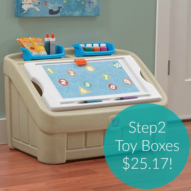 step2 toy boxes