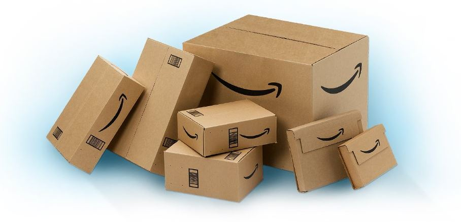 Get totally free baby stuff like these boxes from Amazon when you join the free Amazon Prime trail.