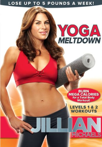 Jillian Michaels- Yoga Meltdown DVD
