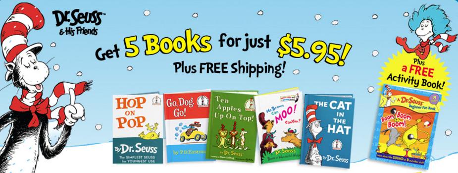free dr seuss books