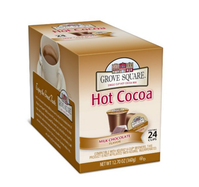 grove square hot cocoa kcups