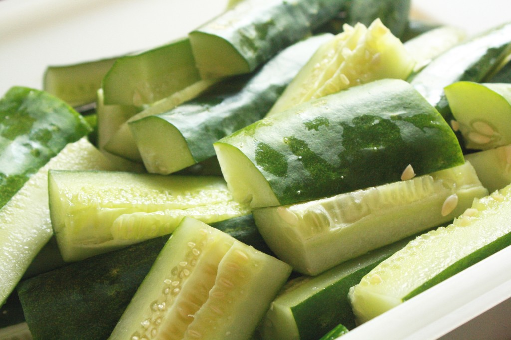 pickled cucumber recipe