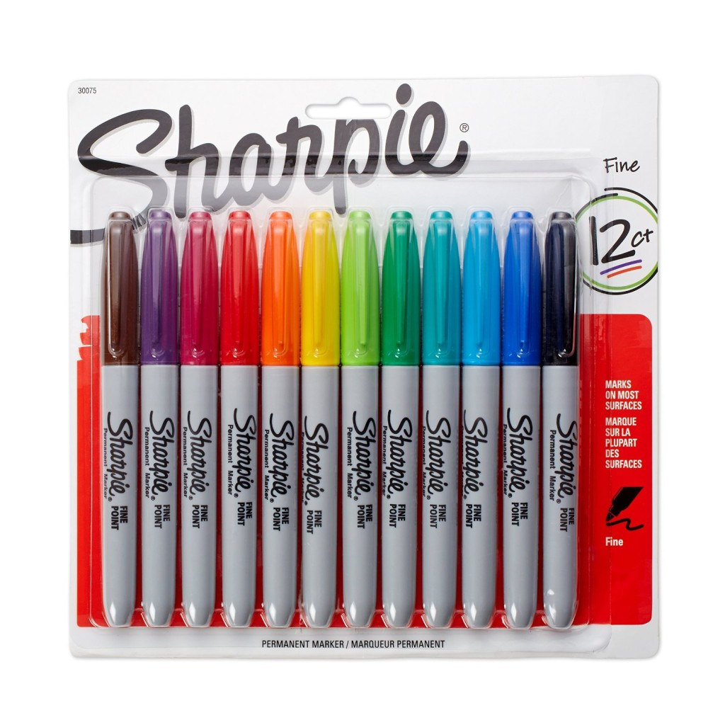 Sharpie marker coupons