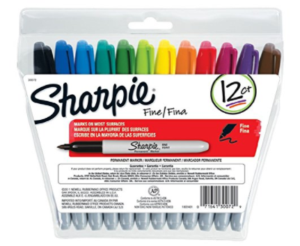 sharpie markers on sale