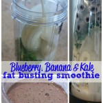 Looking for smoothies to lose weight - fruit, vegetables and more in your diet? These smoothies are absolutely fantastic and you won't even realize that there is kale in it - This is my NEW smoothie!