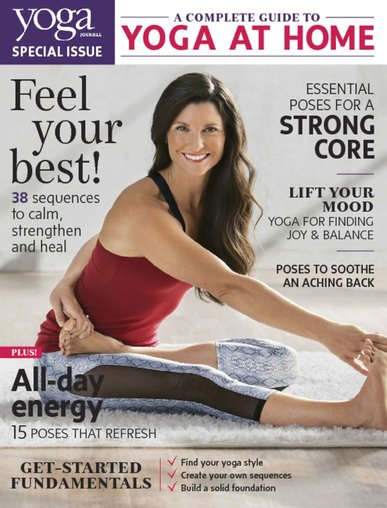 yoga magazine subscriptions