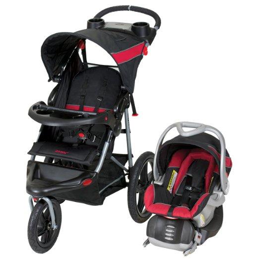 EXPEDITION JOGGER TRAVEL SYSTEM