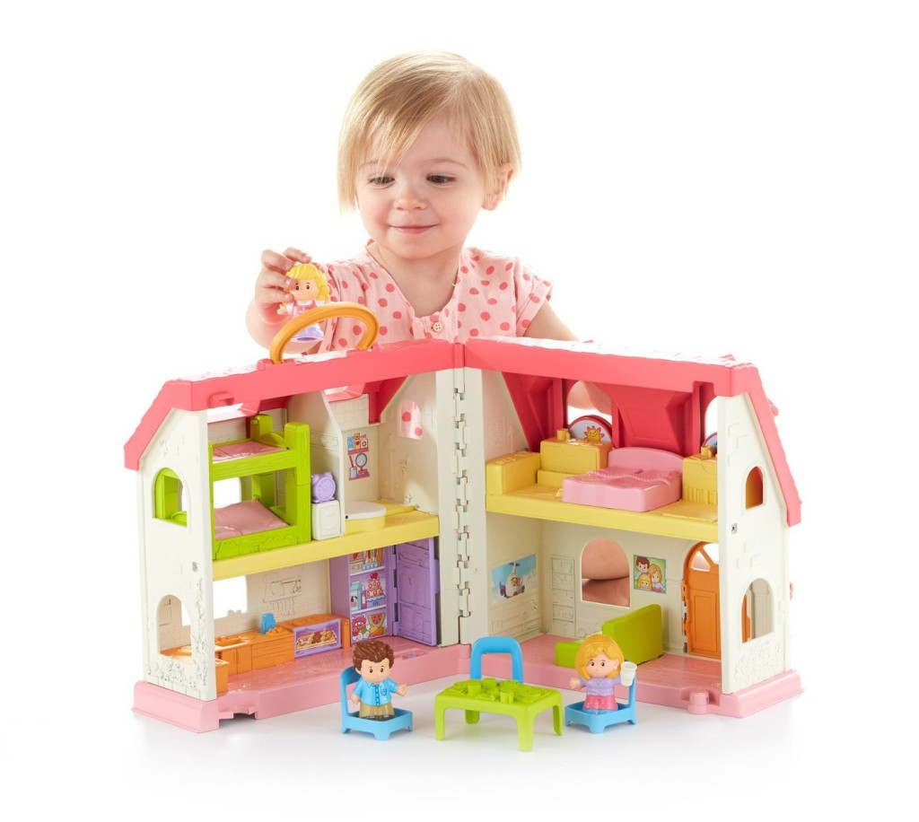 Fisher Price Little People Surprise Amp Sounds Home At BEST