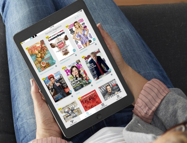 FREE! 200+ Digital Magazine Subscriptions ($14.99 Value!)