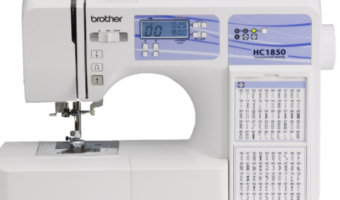 Brother Sewing Machine on Sale + FREE Sewing Class from Craftsy