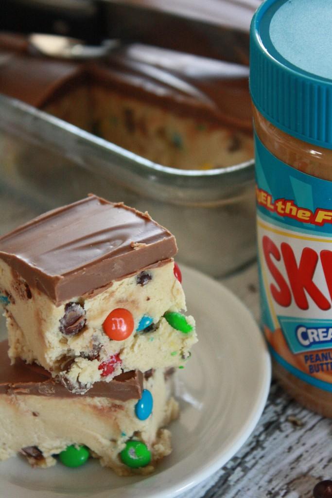 cookie dough dessert