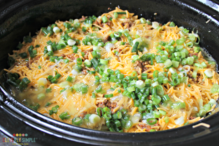 crockpot breakfast casserole recipe
