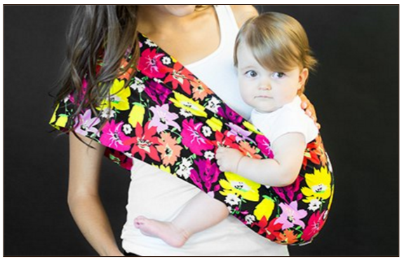 free baby sling - get free baby samples here