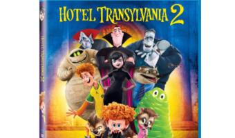 Hotel Transylvania 2 Blu-ray + DVD at BEST Price!