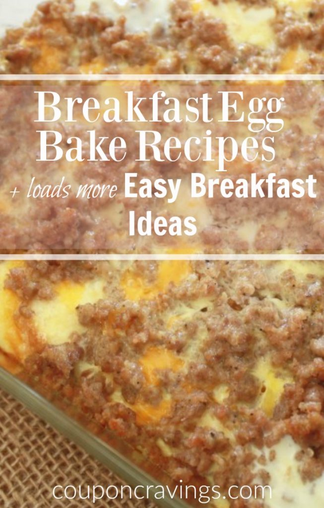 Quick Breakfast Ideas | Make Ahead Breakfast | Quick Breakfast Recipes