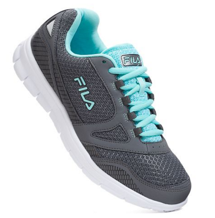 The FILA running shoes at Kohl's and Payless are awful. They feel fine when you try them on in the store, but become very uncomfortable after wearing them for a couple of weeks. I .