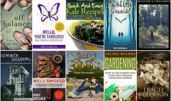 10 Free Kindle Books