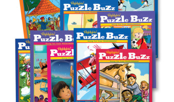 2 FREE Puzzle Books from Highlights | Just Pay $0.99 Shipping