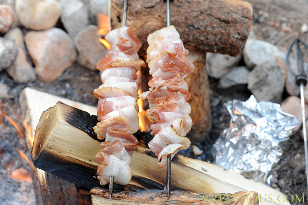 campfire-bacon