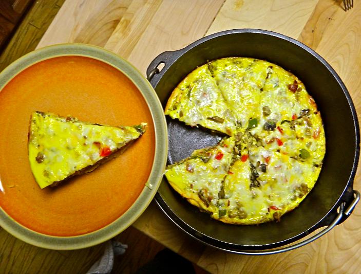 deep dish breakfast