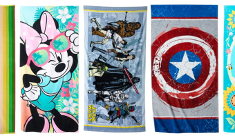 regular or character Beach Towels