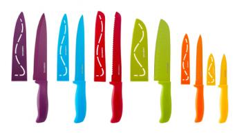 Farberware 6-Piece Non-Stick Knife Set, Less Than $12!