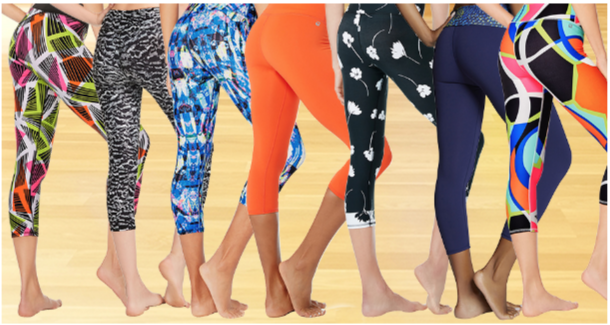 Fabletics: Workout Clothes ONLY $7.50 + FREE Shipping!