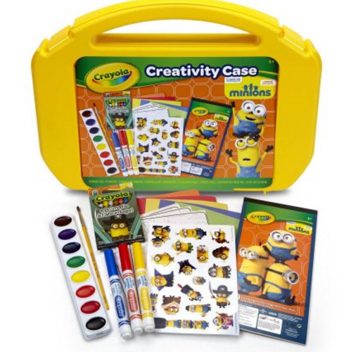 Ultimate Art Case with Markers, Only $5 (Reg. $12.97)