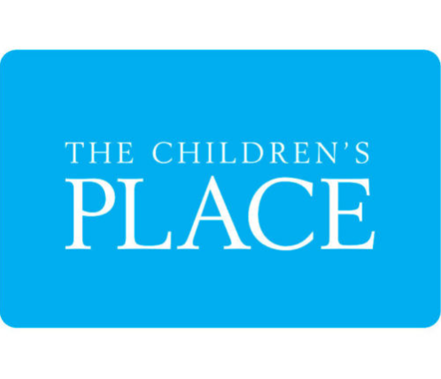 deal on a Children's Place gift card