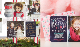 Zulily.com: $60 Credit To Tiny Prints Just $30