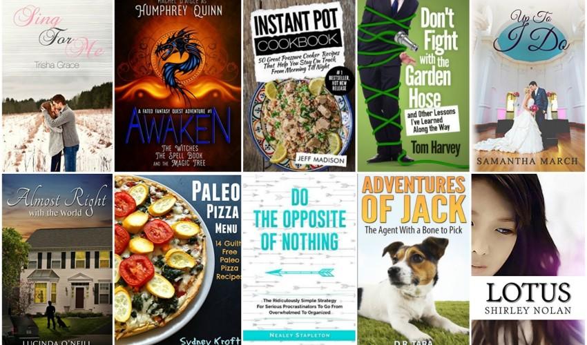 Free Kindle Books (07/28/16)