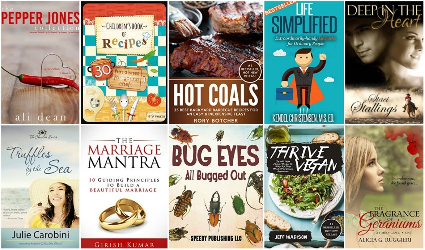 Free Kindle Books (07/22/16)