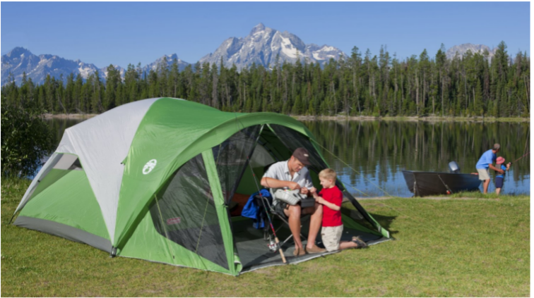 Coleman 6-Person Tent at Best Price