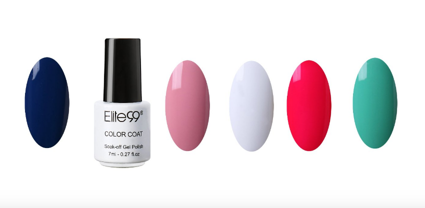 Gel Manicure Nail Polish Colors for Shellac Nails, Less than $2 Each!