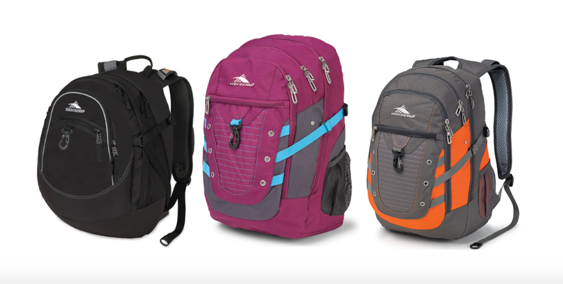 ff90d2e167 High Sierra Backpacks on Sale Starting at ONLY  21 Shipped -
